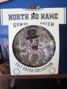 North No Name FELT PATCH (NNN)