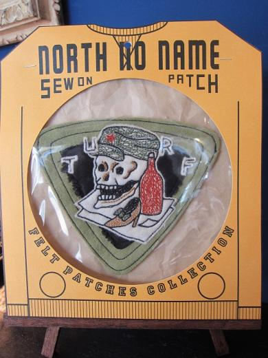 North No Name FELT PATCH (TURF)