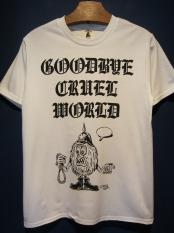 "Vinny×EDWARD LOW ""CRUEL"" T(WHITE)"