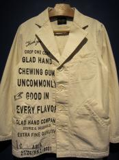 BY GLADHAND  GLAD CHEWING GUM - COAT (IVORY)