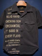 BY GLADHAND  GLAD CHEWING GUM - S/S SHIRTS (BLACK)