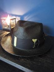 5WHISTLE / TIKI BAR HAT (BLACK)