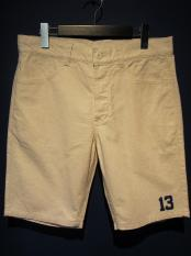 5WHISTLE/WHISTER BASEBALL SHORTS (WHITE)
