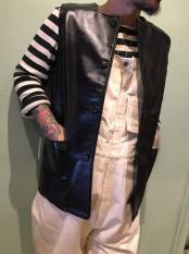 【予約】NORTH NO NAME   JERKIN VEST