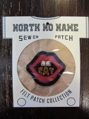 North No Name FELT PATCH (EAT)