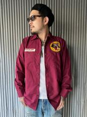 NORTH NO NAME/ WOLVES WORK SHIRTS (BU)