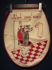 "LOCAL NAME ""GOOD-BYE CRUEL WORLD"" (RED)"