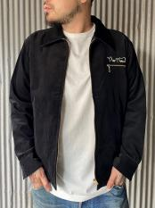 NORTH NO NAME / CORDUROY JKT (BLACK)