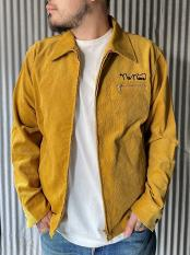 NORTH NO NAME / CORDUROY JKT (MUSTARD)