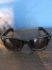 "Delinquent Bros  ""BROWNSVILLE"" SUNGLASSES (BLACK )"