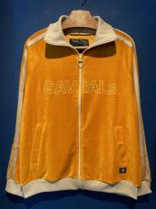 GAVIAL / Velor track top