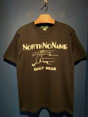 NORTH NO NAME/ ADVERTISING S/S T (BLACK)