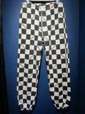 WEIRDO 79CHECKER - SWEAT PANTS