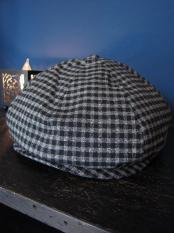 WEIRDO  BICYCLE PLATES - CASQUETTE (GINGHAM)