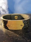 GLAD HAND & Co. GH TAG - BRACELET (EMBOSS)