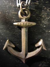 Delinquent Bros  Sailors Necklace