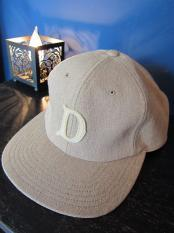 THE H.W.DOG&CO.  BASEBALL(Beige)