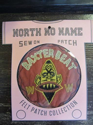 North No Name FELT PATCH (BAXTER BEAT)
