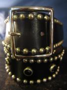 Delinquent Bros / Studded Belt