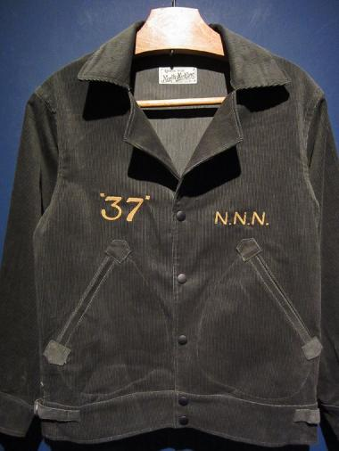 NORTH NO NAME  CORDUROY JACKET 2nd Type(GREEN)