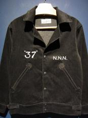 NORTH NO NAME  CORDUROY JACKET 2nd Type(BLACK)