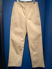 The Groovin High / 1940'S PRISON PANTS (BROWN)