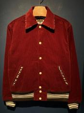 The Groovin High / 1950's Zebra Jacket (Wine)