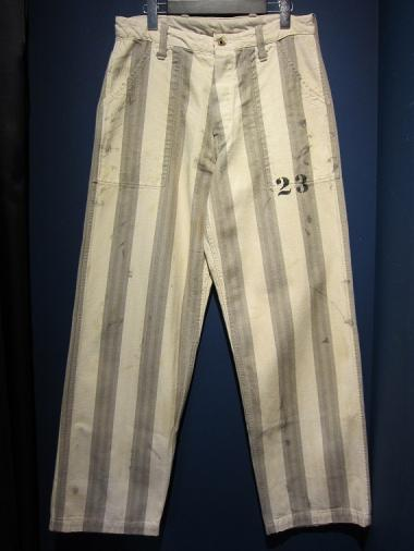 WEIRDO PADLOCKER - PANTS(VINTAGE FINISH)