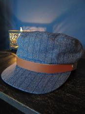5WHISTLE /  FISHERMAN'S CAP (BLUE)