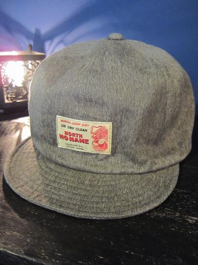 North No Name LION HEAD WORKERS CAP