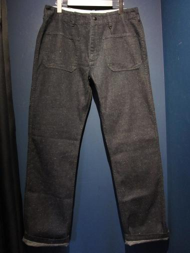 5WHISTLE /  USN SAILOR PANTS(INDIGO)