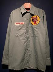 NORTH NO NAME/ WOLVES WORK SHIRTS (LG)