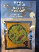 North No Name FELT PATCH (F MONSTER)