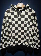 WEIRDO  79CHECKER - SWEAT HOODIE