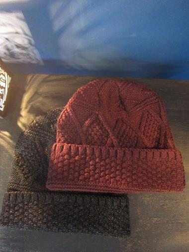 BY GLADHAND  ISLANDS - KNIT CAP