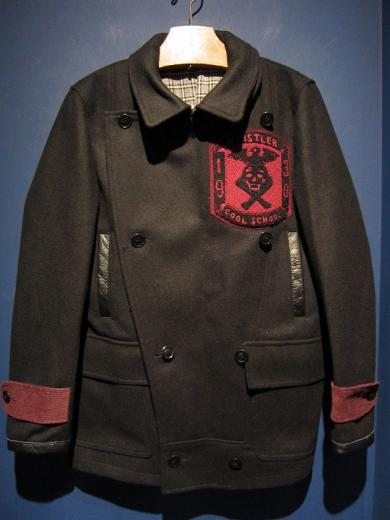 "5WHISTLE / ""COOL SCHOOL""COAT"