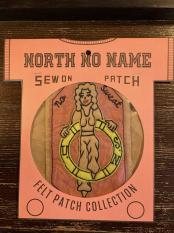 North No Name FELT PATCH (U.S.N)