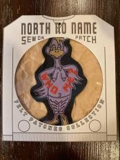 North No Name FELT PATCH (WHO ME?)