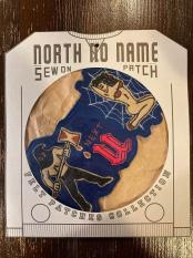 North No Name FELT PATCH (NEXT U)