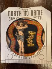 North No Name FELT PATCH (LAME COOL)