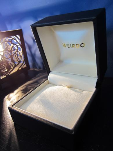 WEIRDO JEWELRY CASKET FOR TOP