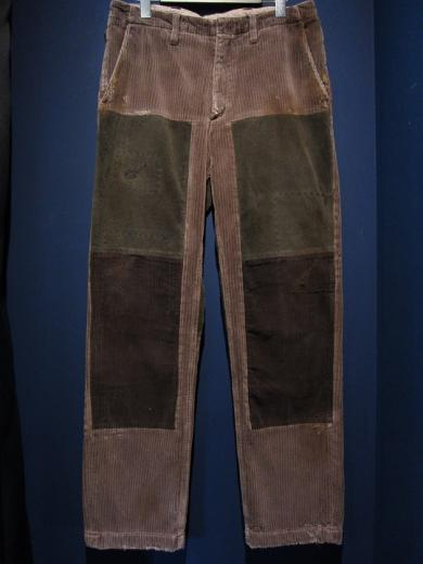 BY GLADHAND  MIGRANT - PANTS (BROWN HARD)
