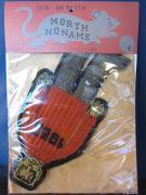 North No Name FELT PATCH (1960)