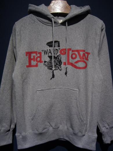 "Vinny×EDWARD LOW ""THE LOWS"" SWEAT PARKA (GRAY)"
